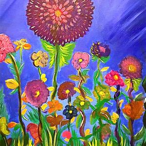 Blooming-Garden