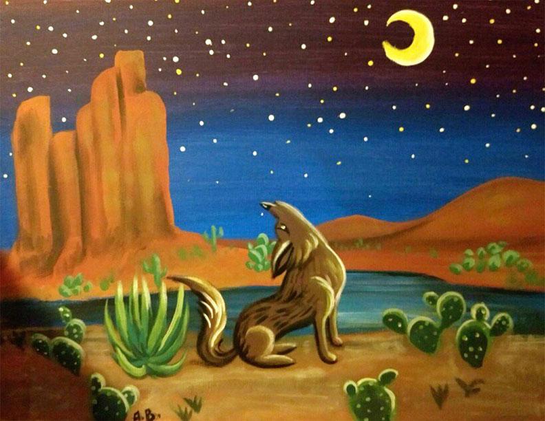 Coyote's Nite