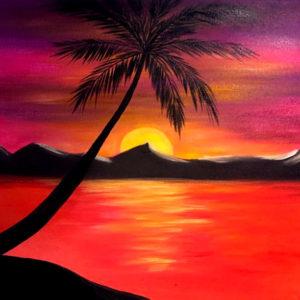 Dreamy-Sunset
