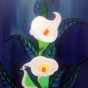 Evening-Lillies