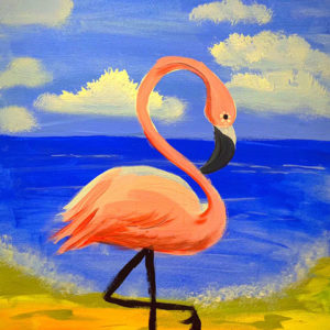 Florida-Flamingo