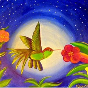 Humming-Birdie