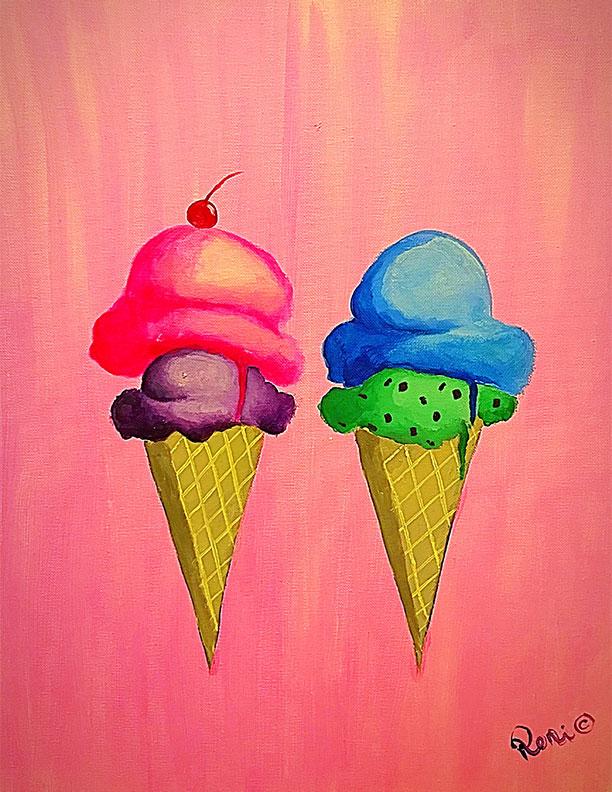 Ice Cream Doubles