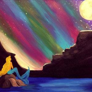Mermaid's-Northern-Lights