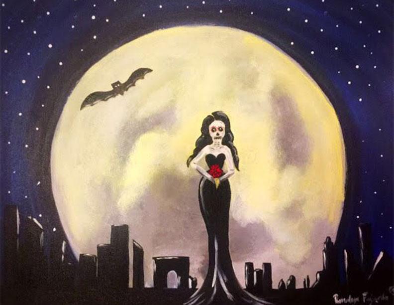 Ms. Halloweenie