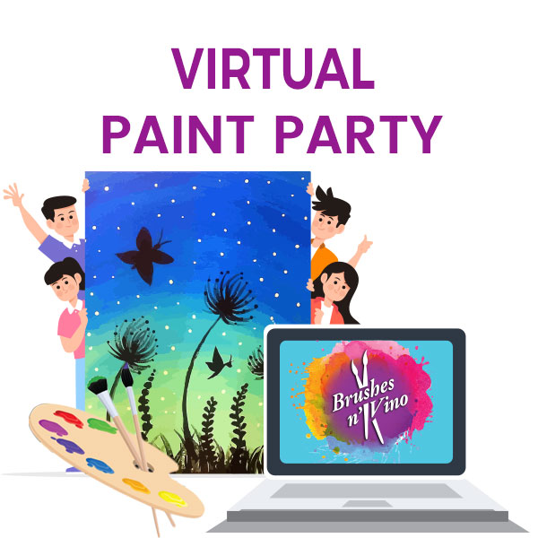 Virtual-Paint-Party