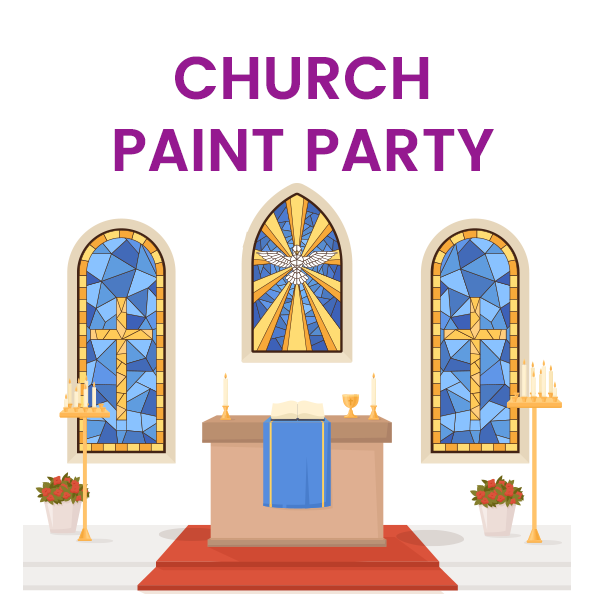 Church Paint Party