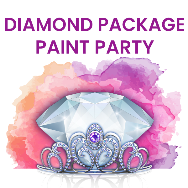 Diamond Package Paint Party