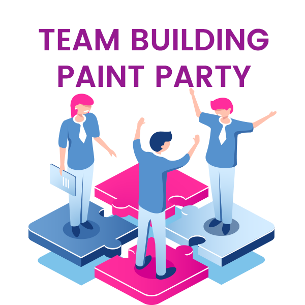 Team Building Painting Party