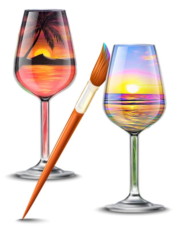 Ticket: Wine Glass Sunset 2019/09/15 – 2019/09/15